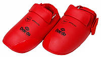 Защита стопы Daedo WKF (KPRO 2013) Red