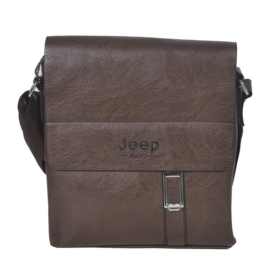 1d0f2dd16fa2 Чоловіча наплічна сумка-планшетка від Jeep (розмір 3) - Камала в Хмельницком