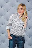 Стильная блуза женская белый