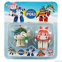 Игровые фигурки Робокар Поли