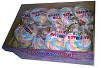 Жевательная конфета Зефир Улитка 30 шт (Китай)