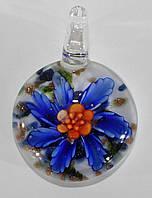 Муранское стекло, кулон, фото 1