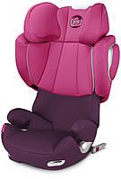 Автокресло Solution Q3-fix / Mystic Pink-purple