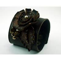Браслет кожаный Scappa SW — 851
