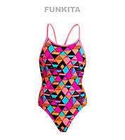 Сдельный купальник для девочек Funkita Super Supreme FS11, фото 1