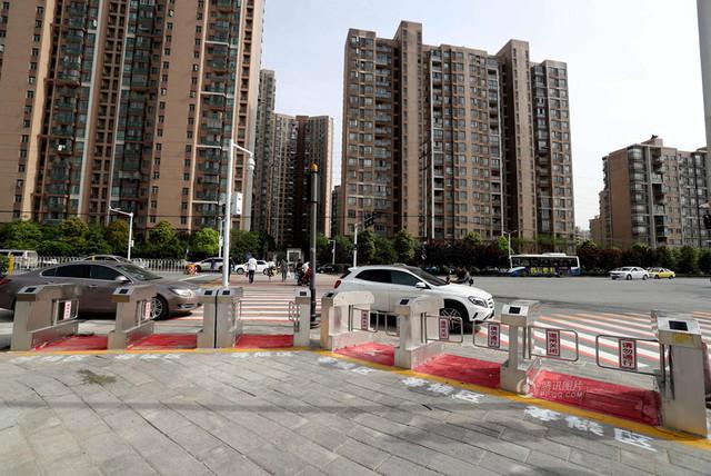Турникеты в Китае