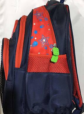 Школьный рюкзак для мальчика (41х32), фото 2