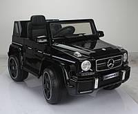Электромобиль детский Mercedes G63 AMG BLACK