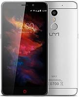 "UMI Max gray  3/16 Gb, 5.5"", MT6755, 3G, 4G"