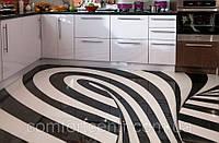 Наливные 3d полы для кухни