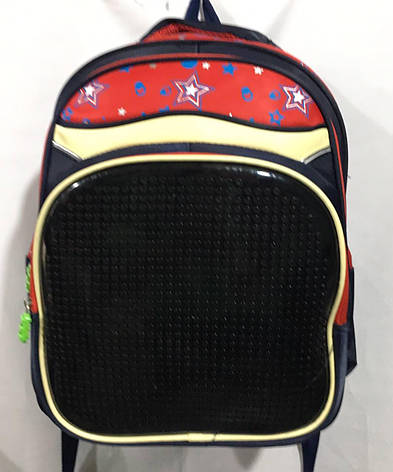Школьный рюкзак унисекс (41х32), фото 2