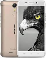 "UleFone Metal gold  3/16 Gb, 5"", MT6753, 3G, 4G"