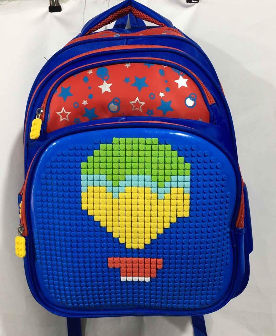Школьный рюкзак для мальчика (41х32)