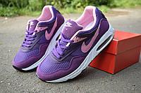Кроссовки Nike Air Max женские фиолетовые