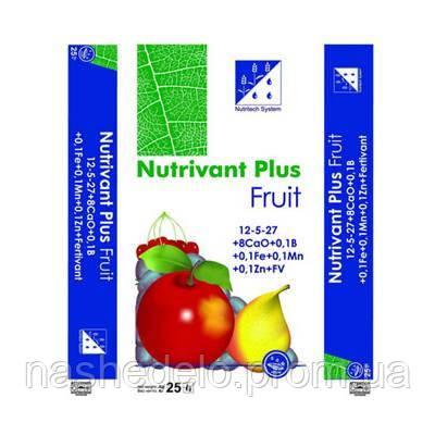 Нутривант плодовые 12-5-27    25 кг