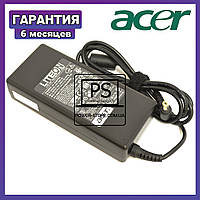 Блок питания зарядное устройство ноутбука Acer TravelMate 630 TM636LCi, 6410, 6460, 6463, 6463WLMi, 6492 TM649