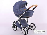 Коляска универсальная 2в1 Lonex Comfort  Prestige L-01