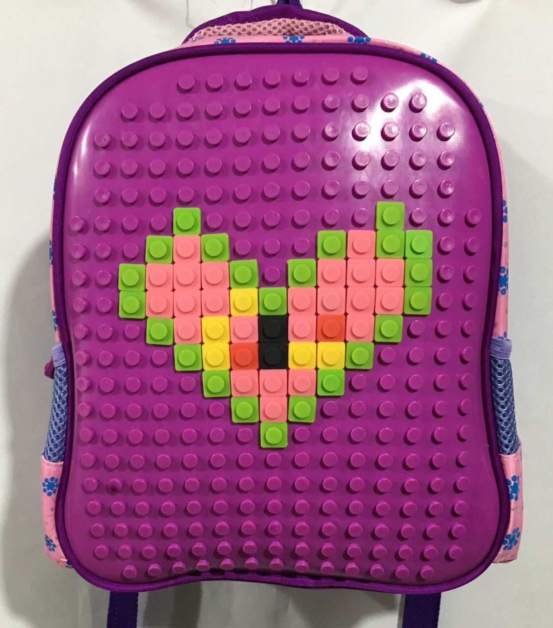 Школьный рюкзак  (32х25)