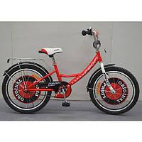 Велосипед детский PROFI Original boy 14 дюймов G1445 красный