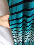 Сукня Bi-комп 9077 Бірюза, фото 5