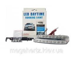 Дневные ходовые огни DRL 8 LED ДХО DR-2 030 Акция!