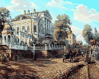 Картина по номерам ТМ Mariposa Пермь. Дом Мешкова, XIX век