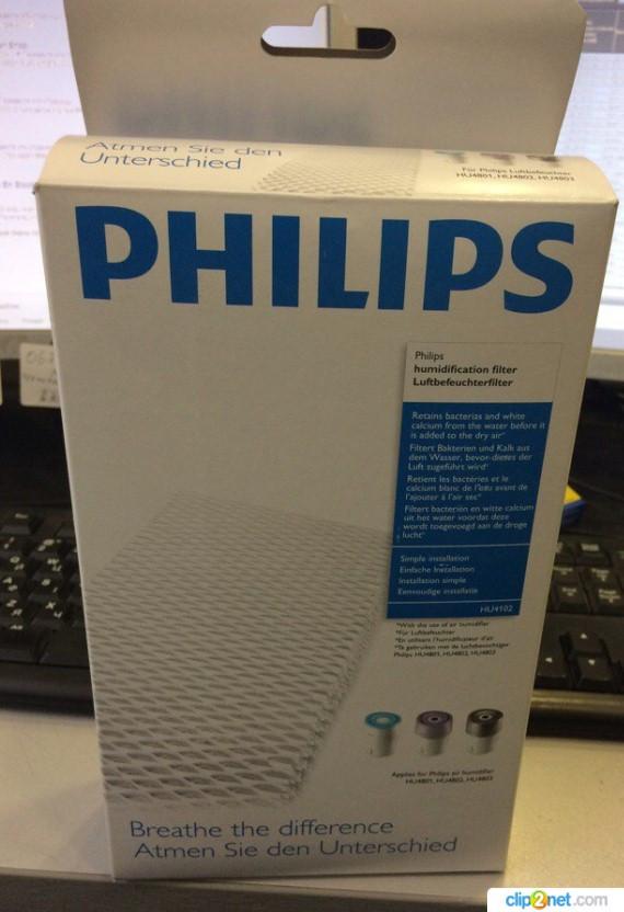 Фильтр для увлажнителя воздуха Philips 424121085961