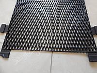 Пластиковая сетка решетка для тюнинга ромб 120 X 40 см