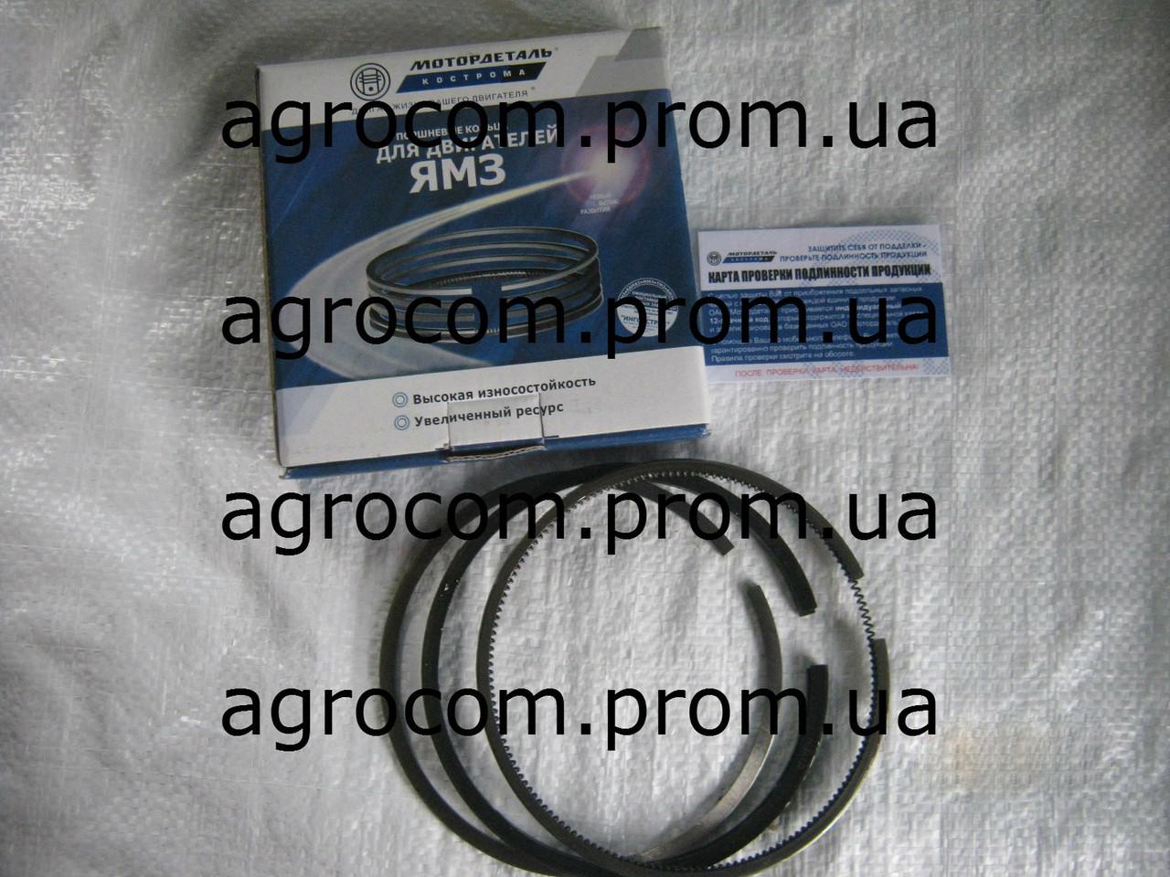 Поршневые кольца ЯМЗ-236, 238.