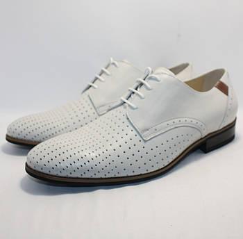 Летние мужские туфли IKOS