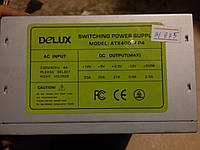 Блок питания DELUX ATX400W P4  400W 120FAN
