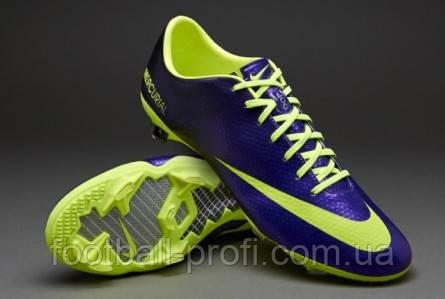 9eac706c Футбольные бутсы Nike Mercurial Vapor IX FG 555605-570: продажа ...