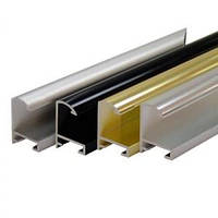 Алюминиевый багетный профиль