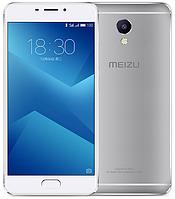 "Meizu M5 Note Silver 3/32 Gb, 5.5"", MT6755, 3G, 4G"
