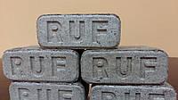 Брикеты RUF топливные древесные (сосна 100%), п/э пакет (12шт) 10кг, Харьков, доставка по Украине