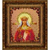 """Набор для вышивания бисером Икона """"Святая великомученица Варвара"""""""