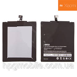 Аккумулятор (АКБ, батарея) BM33 для Xiaomi Mi4i, 3030 mAh, оригинал