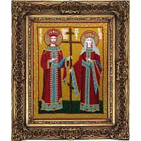 Набор для вышивания бисером Св.Константин и Св.Елена
