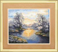Набор для вышивки крестиком №493 Рассвет