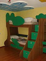 Детская мебель Дерево