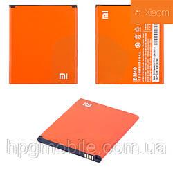 Аккумулятор (АКБ, батарея) BM40 для Xiaomi Mi2A, 2030 mAh, оригинал