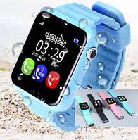 Уникальные  умные часы для подростков и взрослых  V7K с GPS, Bluetooth, камерой и плеером. Оригинал