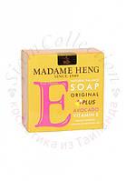 Коллагеновое мыло с авокадо и витамином Е от Madame Heng