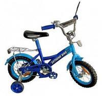 Детский двухколесный велосипед  14дюймов 171435
