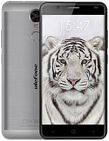 "UleFone Tiger gray 2/16 Gb, 5.5"", MT6737, 3G, 4G"