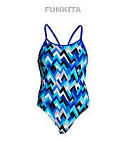 Сдельный купальник для девочек Funkita Peak Performance FS11, фото 1