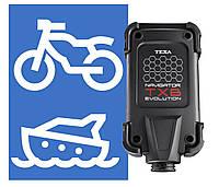 Диагностический сканер для мотоциклов и морской техники Texa Navigator TXB Evolution