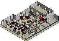 Поставка завода для переработки животных отходов