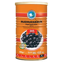 Оливки Marmarabirlik 3XS 800 г (Турция)