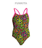 Сдельный купальник для девочек Funkita Skull Keeper FS11